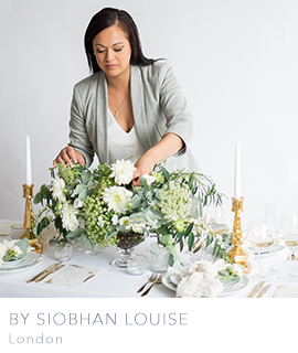 London wedding planner By Siobhan Louise