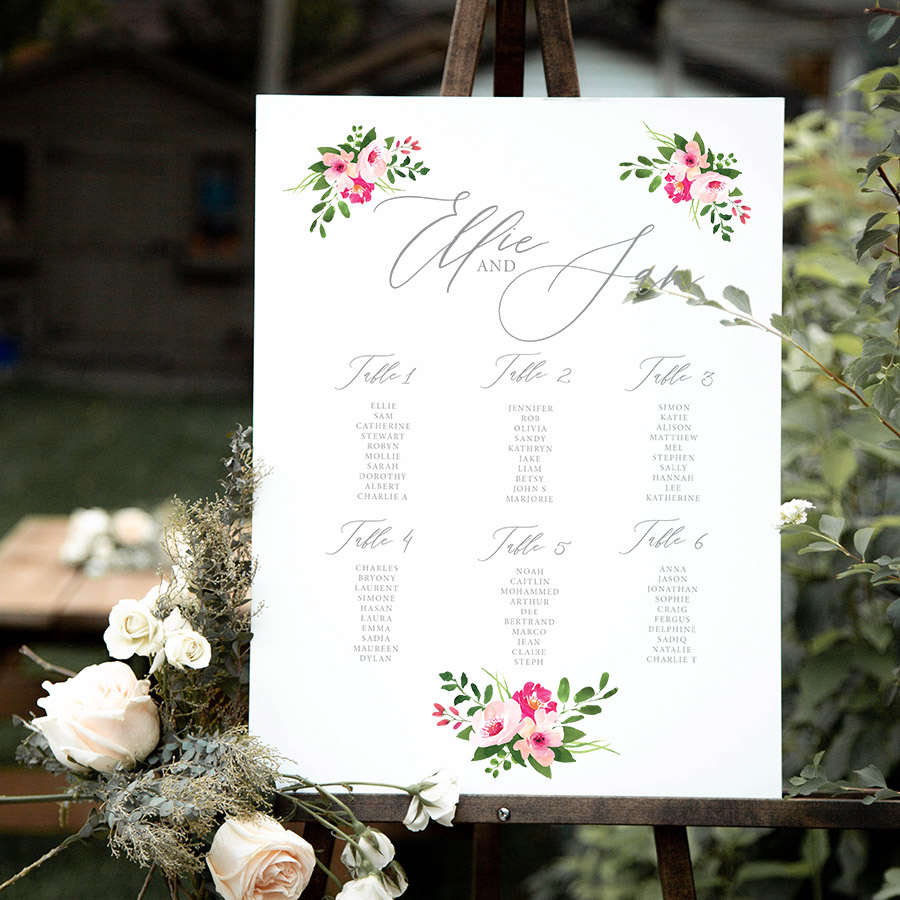 Buy wedding invitations online from English Wedding with Etsy (2)