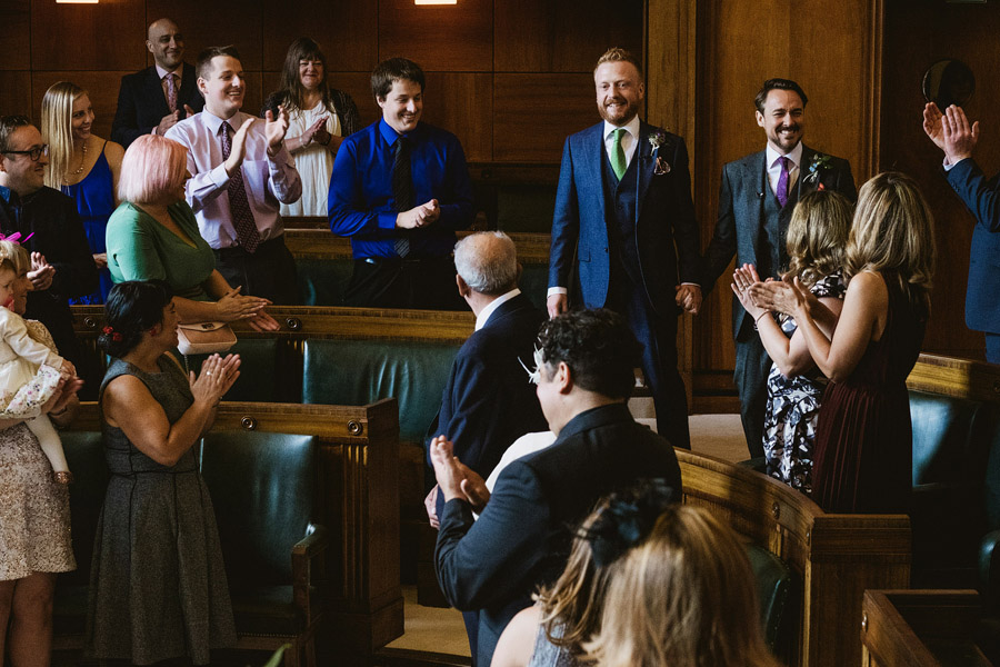 Real life wedding at the Town Hall Hotel in London, with York Place Studios (11)