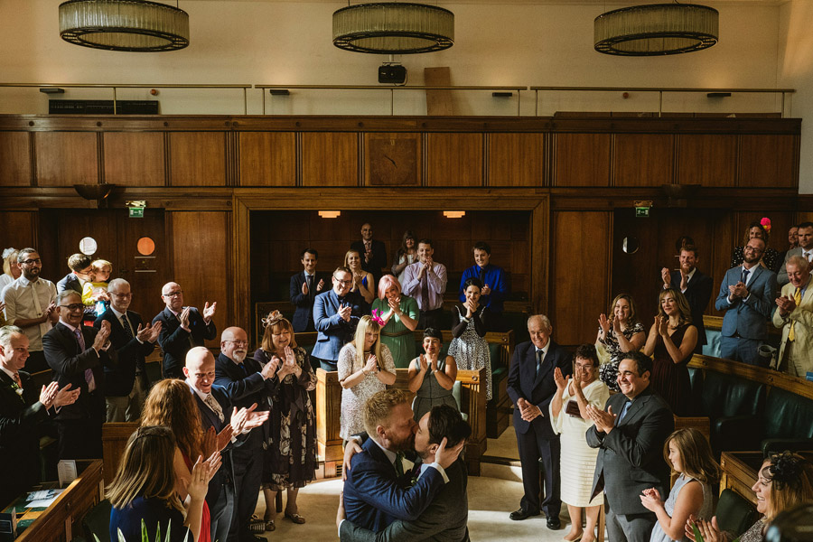Real life wedding at the Town Hall Hotel in London, with York Place Studios (16)