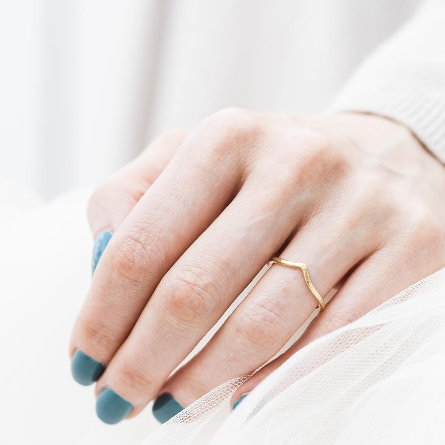 beautiful artisan wedding rings made in the UK by Nikki Stark Jewellery (5)