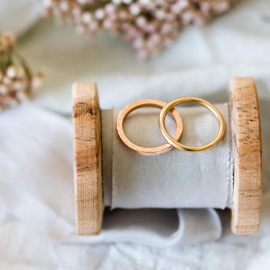 beautiful artisan wedding rings made in the UK by Nikki Stark Jewellery (1)