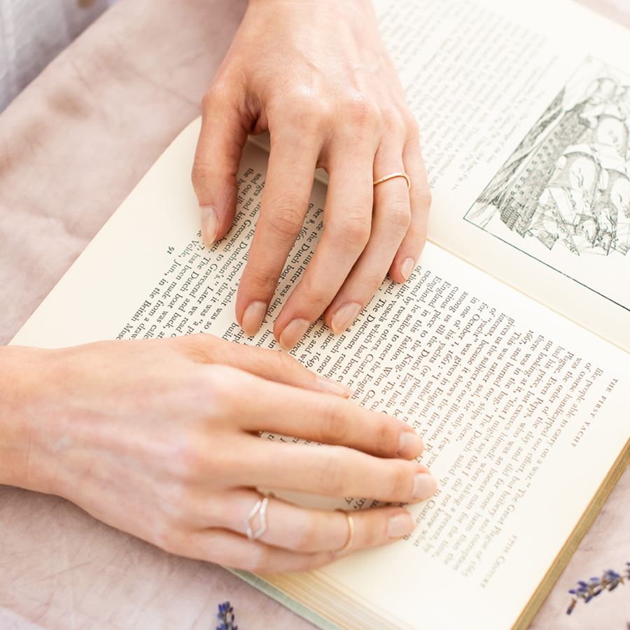 beautiful artisan wedding rings made in the UK by Nikki Stark Jewellery (4)