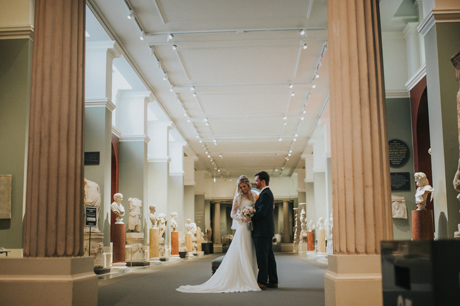 Ginger and Jamie's Ashmolean Museum wedding in Oxford, photo credit MT Studio Photography (27)
