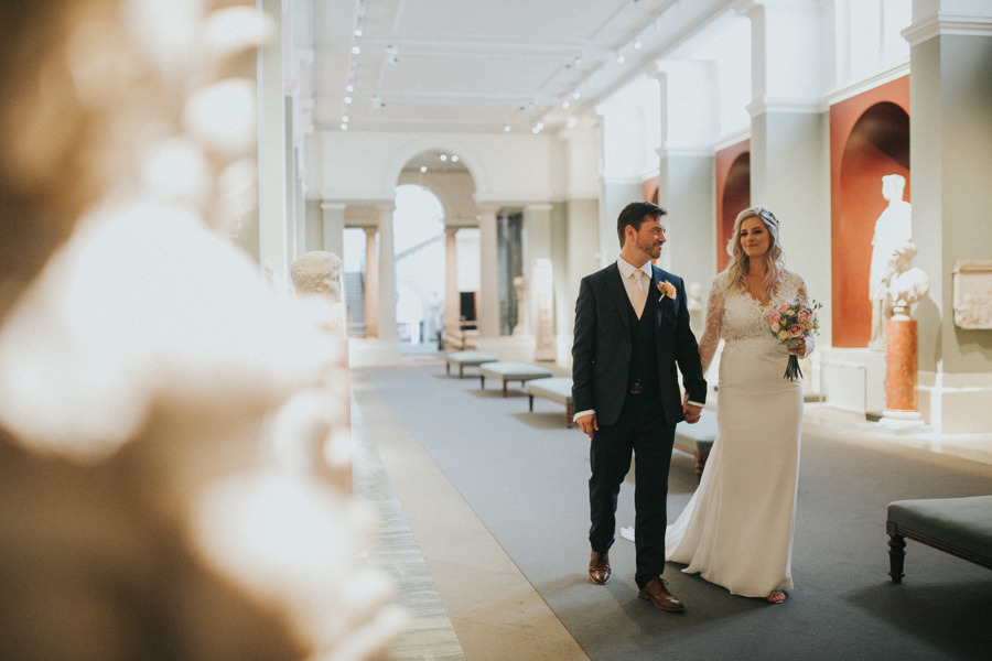 Ginger and Jamie's Ashmolean Museum wedding in Oxford, photo credit MT Studio Photography (28)