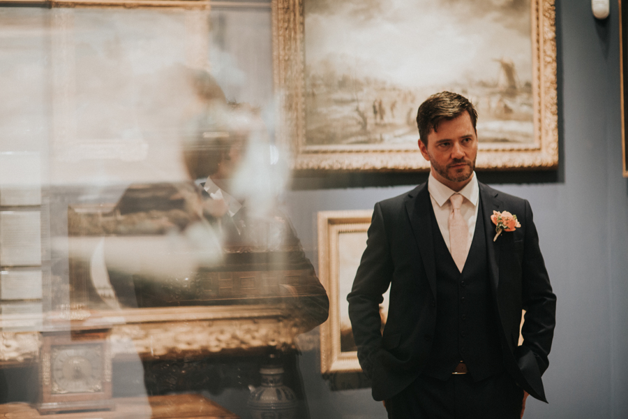 Ginger and Jamie's Ashmolean Museum wedding in Oxford, photo credit MT Studio Photography (8)