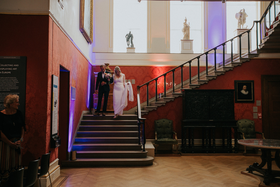 Ginger and Jamie's Ashmolean Museum wedding in Oxford, photo credit MT Studio Photography (10)