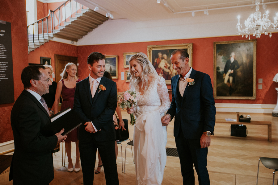 Ginger and Jamie's Ashmolean Museum wedding in Oxford, photo credit MT Studio Photography (11)