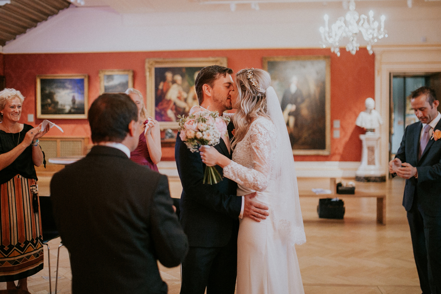 Ginger and Jamie's Ashmolean Museum wedding in Oxford, photo credit MT Studio Photography (18)
