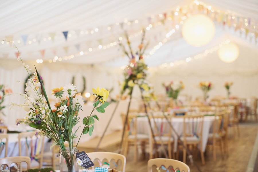 Crazy fun DIY festival wedding in Yorkshire with Sasha Lee Photography (9)