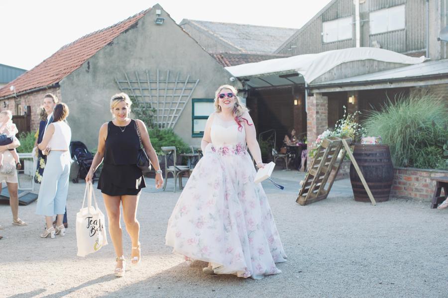 Crazy fun DIY festival wedding in Yorkshire with Sasha Lee Photography (40)