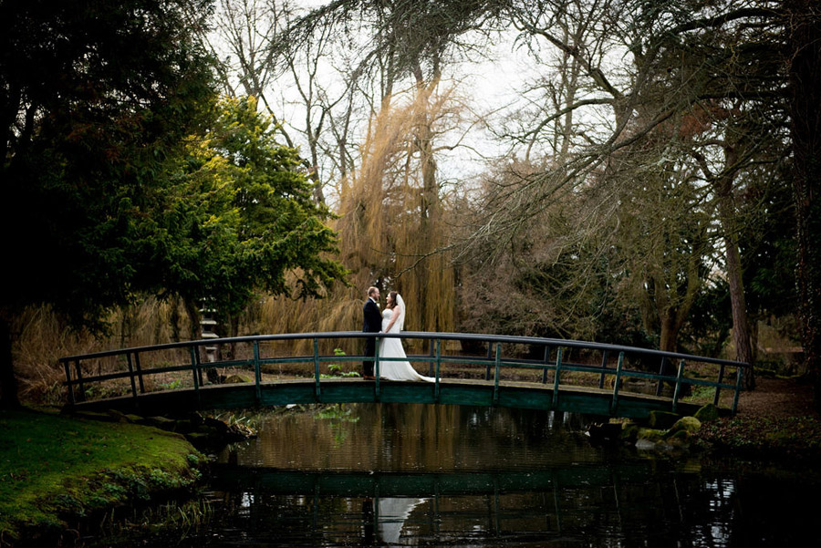 Beautiful festive wedding styling with greenery, image by Nicola Norton Photography (16)
