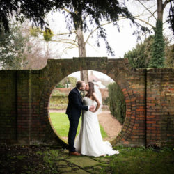 Amy & George's gorgeous Fanhams Hall wedding with Nicola Norton Photography
