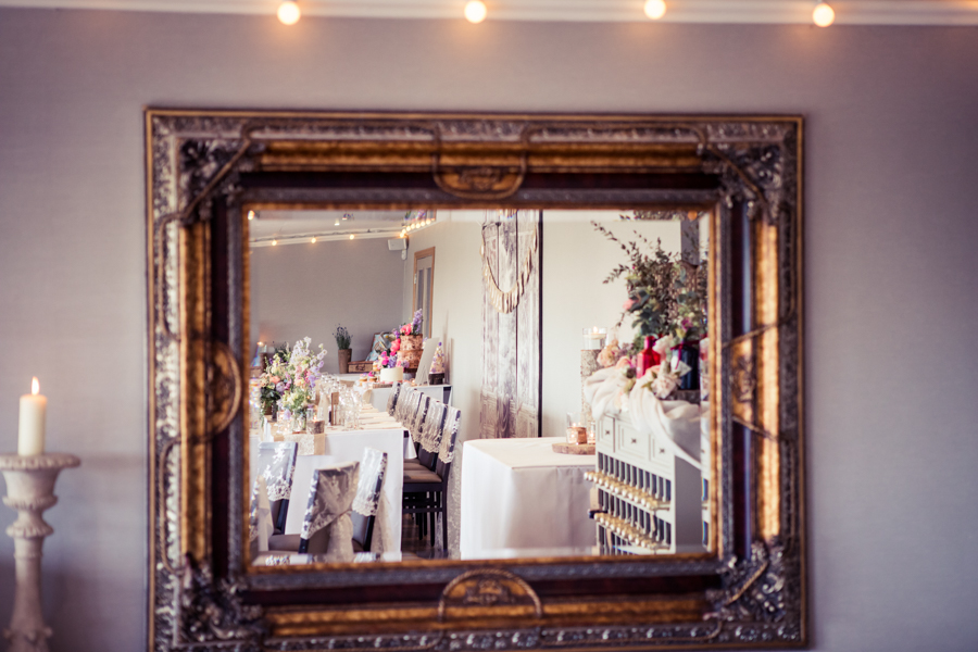 Gorgeous mixed summer florals for a romantic countryside wedding near Huddersfield, with Photography by Kathryn (28)