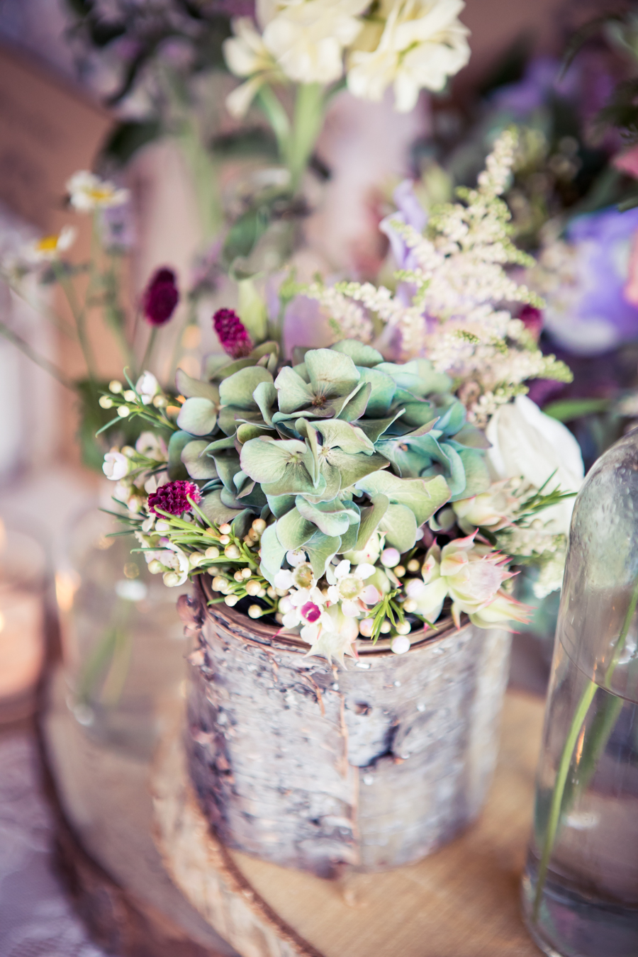 Gorgeous mixed summer florals for a romantic countryside wedding near Huddersfield, with Photography by Kathryn (32)