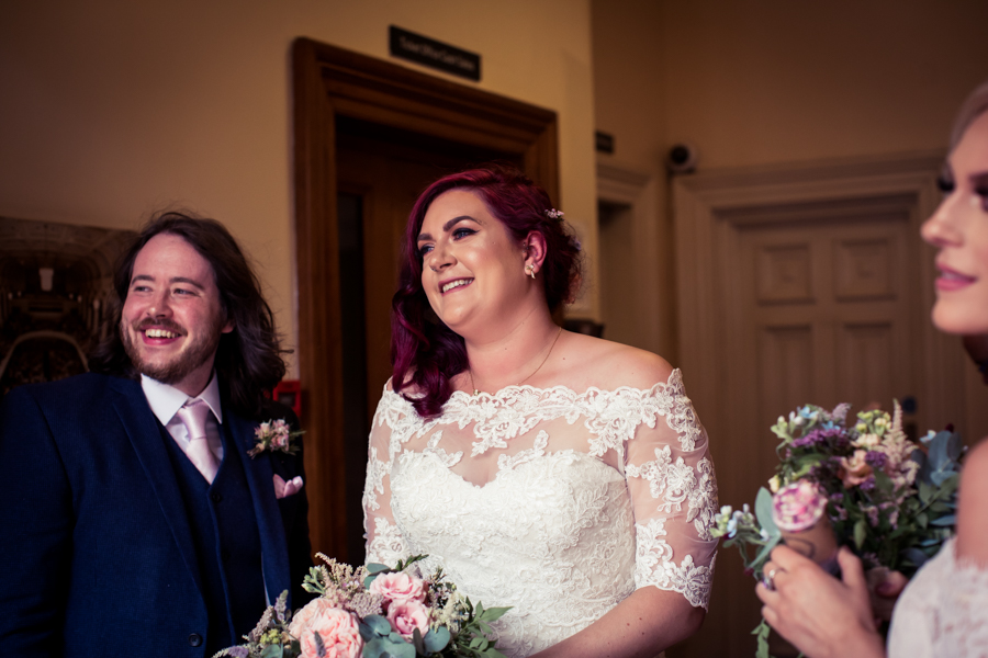 Gorgeous mixed summer florals for a romantic countryside wedding near Huddersfield, with Photography by Kathryn (2)