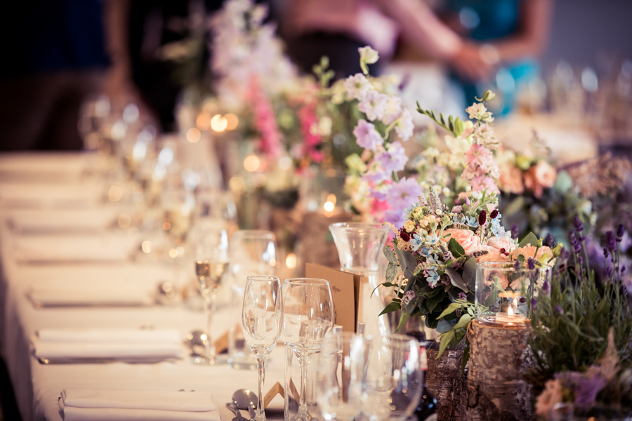 Gorgeous mixed summer florals for a romantic countryside wedding near Huddersfield, with Photography by Kathryn (3)