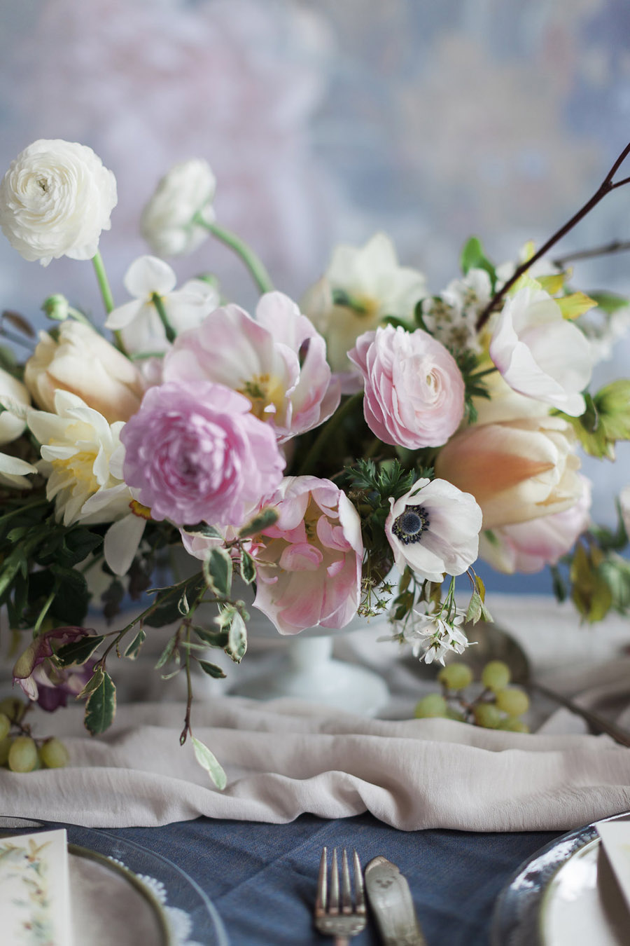 Spring Florals with Jo Bradbury Photography featured on English Wedding (2)
