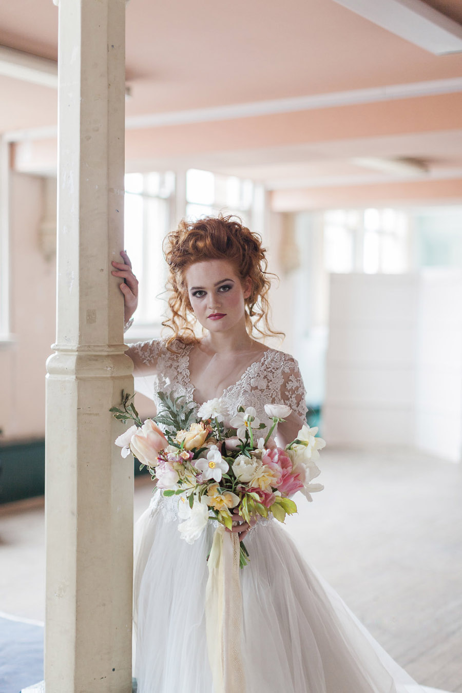 Spring Florals with Jo Bradbury Photography featured on English Wedding (18)