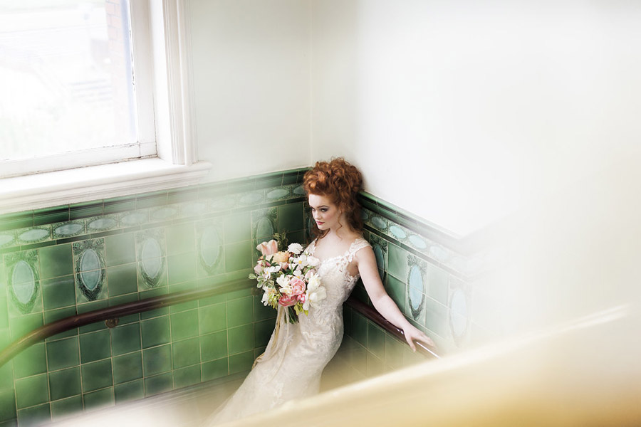 Spring Florals with Jo Bradbury Photography featured on English Wedding (1)