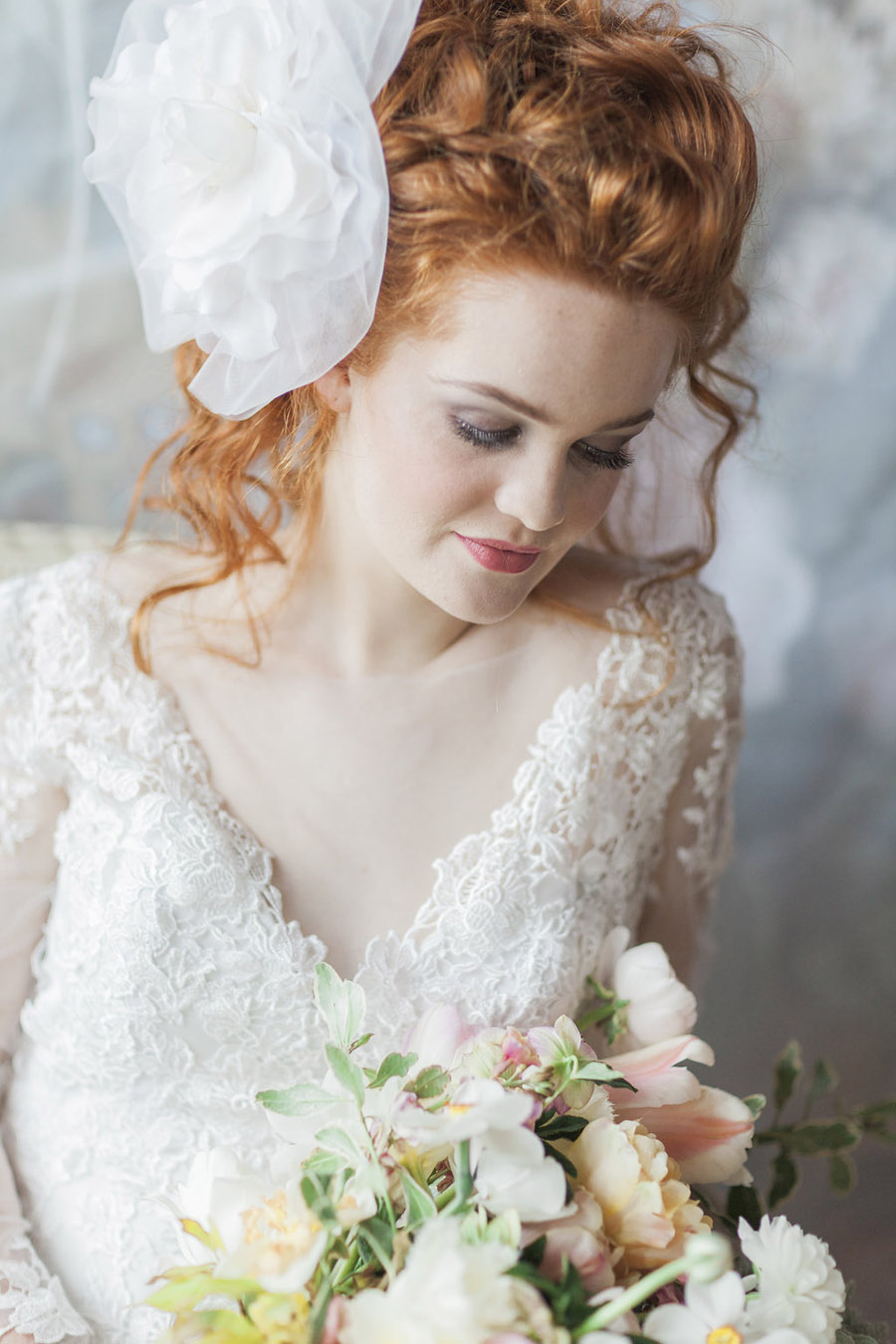 Spring Florals with Jo Bradbury Photography featured on English Wedding (35)