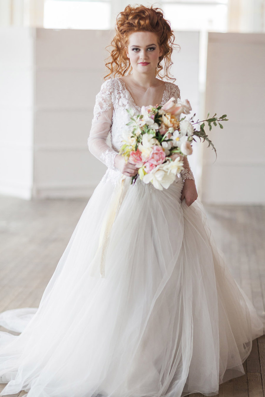 Spring Florals with Jo Bradbury Photography featured on English Wedding (36)