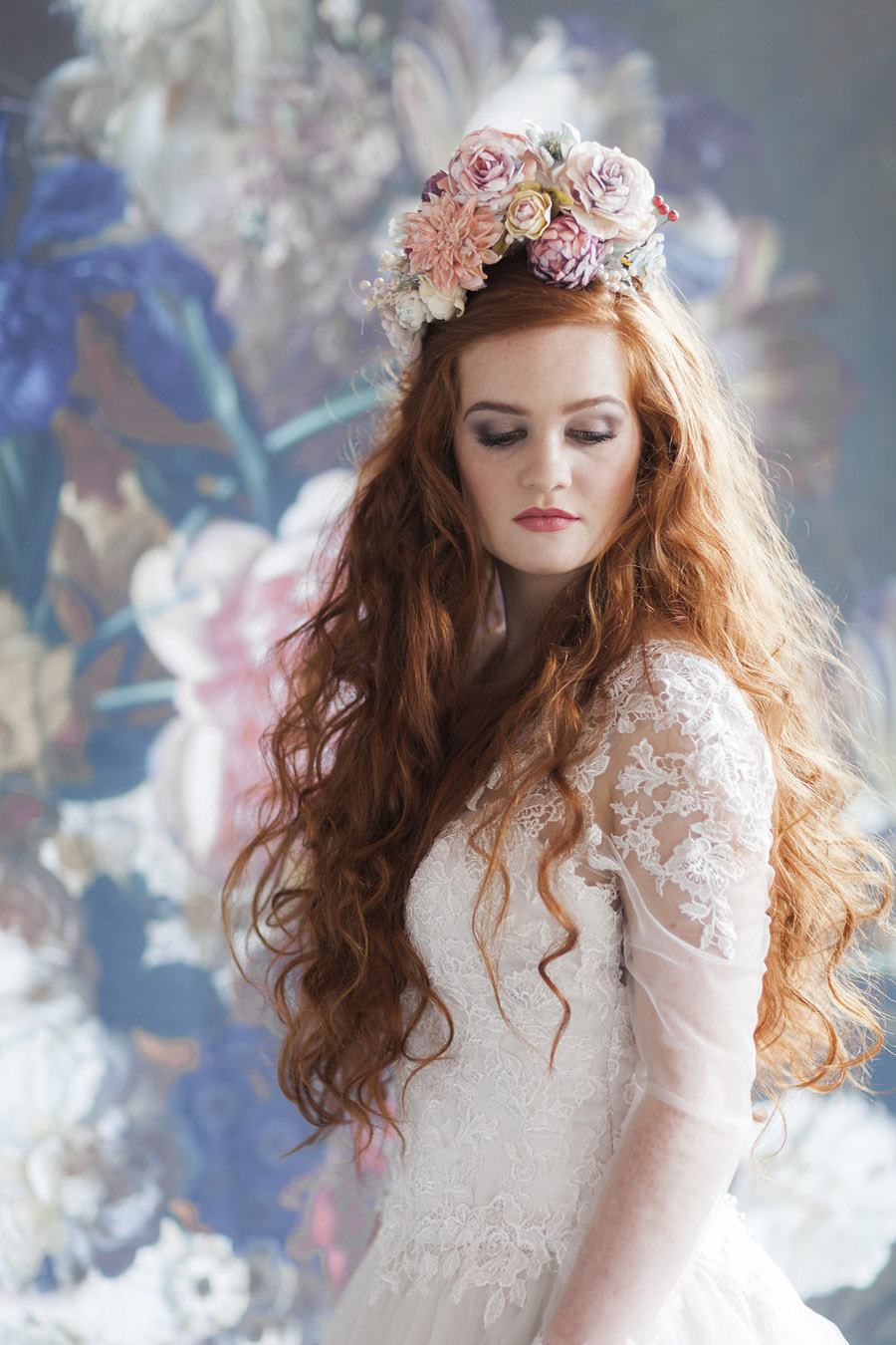 Spring Florals with Jo Bradbury Photography featured on English Wedding (39)