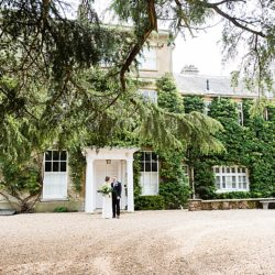 Laura & Tom's summer garden wedding at Northbrook Park, with Fiona Kelly Photography