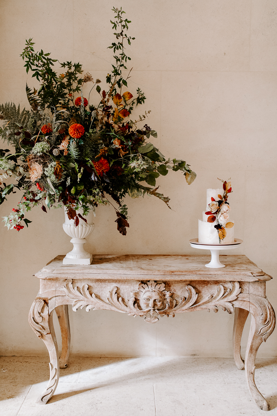 A magical wiltshire wedding venue - the Lost Orangery with Sam Cook Photography (9)