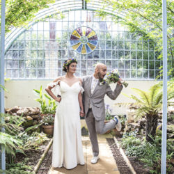 Andreia & Antonio's romantic garden party wedding at The Shuttleworth, with Lorna Newman Weddings