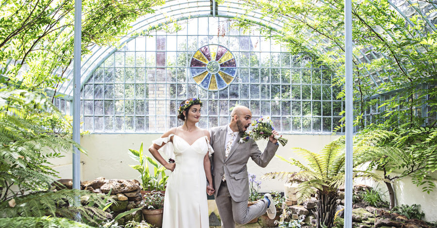Andreia and Antonio's relaxed and fun wedding at Shuttleworth Swiss Garden with Lorna Newman Wedding Photography (1)