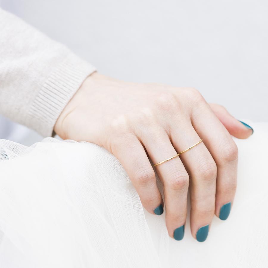 beautiful artisan wedding rings made in the UK by Nikki Stark Jewellery (8)