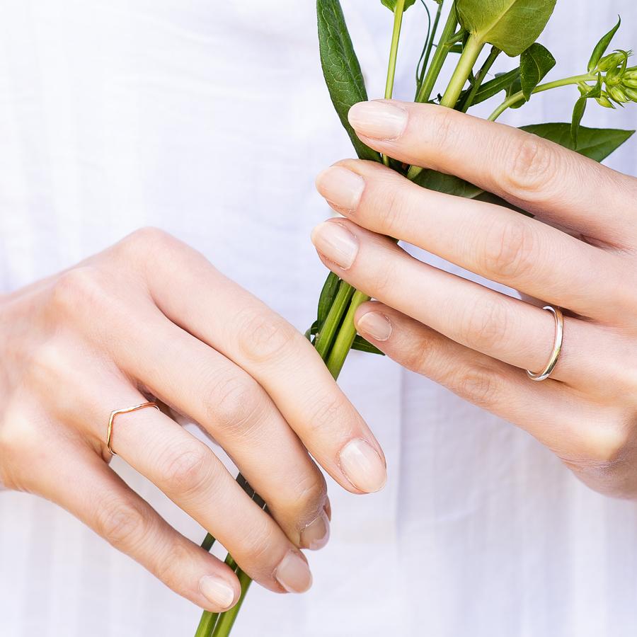 beautiful artisan wedding rings made in the UK by Nikki Stark Jewellery (9)