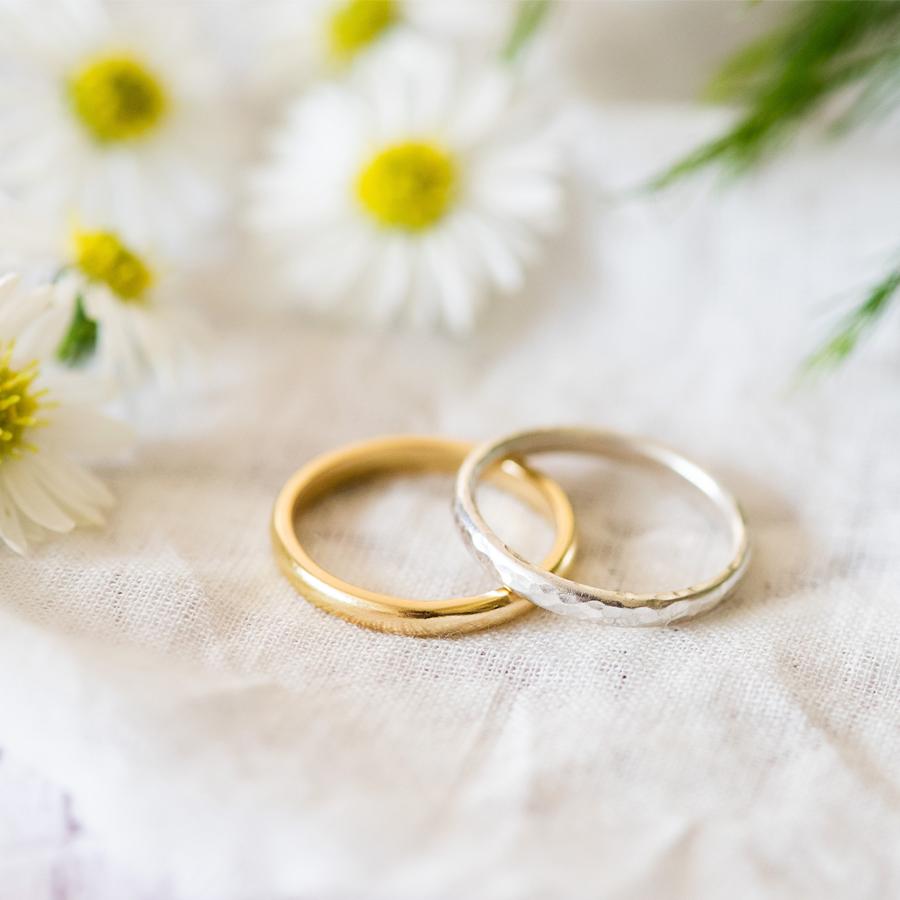 beautiful artisan wedding rings made in the UK by Nikki Stark Jewellery (11)