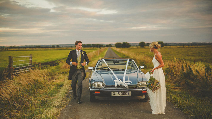 Somerset garden wedding with a beautiful designer dress, photo credit Howell Jones Photography (39)