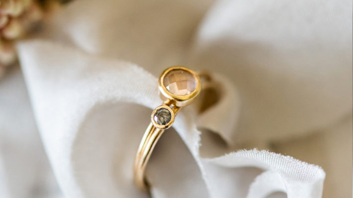 Wedding and engagement rings by Nikki Stark Jewellery