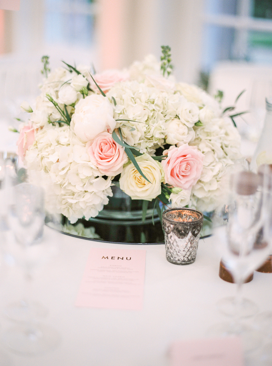 Light and airy, romantic images from a blogger's dream wedding at Blenheim Palace! Photo credit Julie Michaelsen Photography (15)