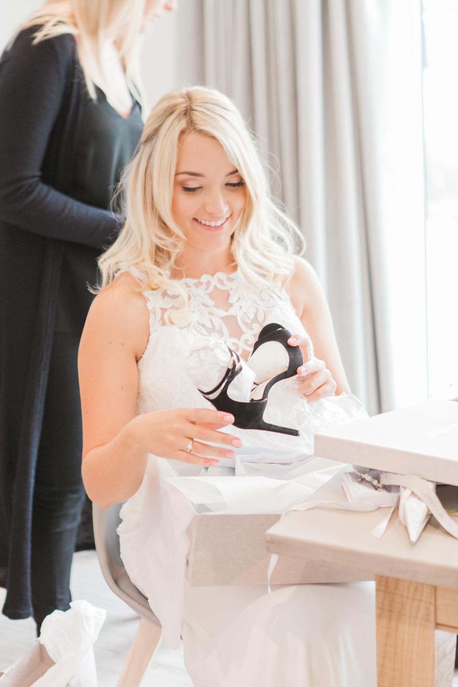 Gifts for husbands morning of wedding, image by Amanda Karen Photography (16)