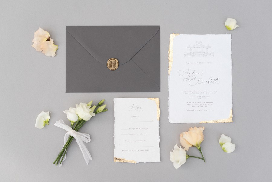 Elegant and graceful luxe wedding style from Chiswick House, photo credit Eva Tarnok Photography (23)