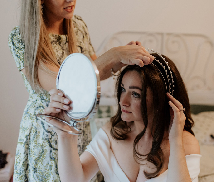 Eleni and Shane's stunning Dulwich Village wedding, images by Emily Black Photography (19)