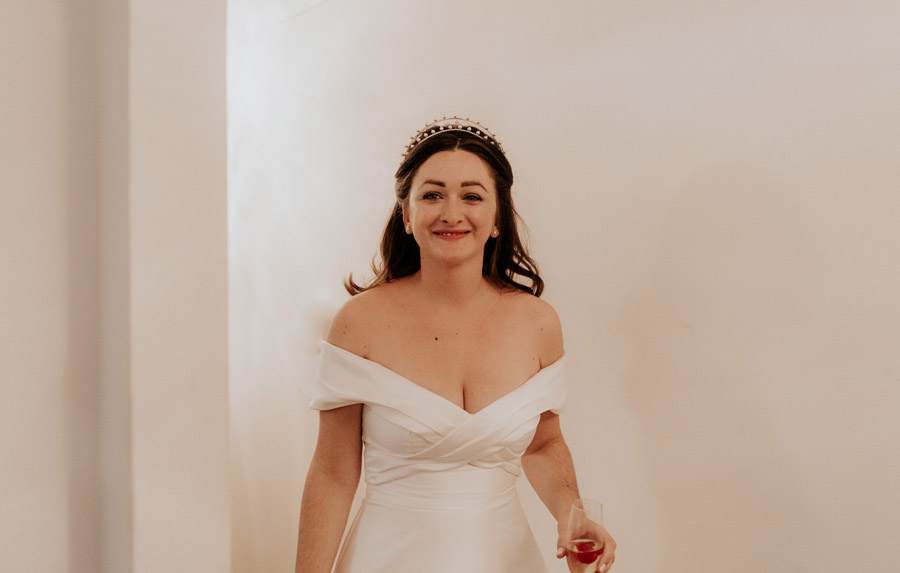 Eleni and Shane's stunning Dulwich Village wedding, images by Emily Black Photography (20)