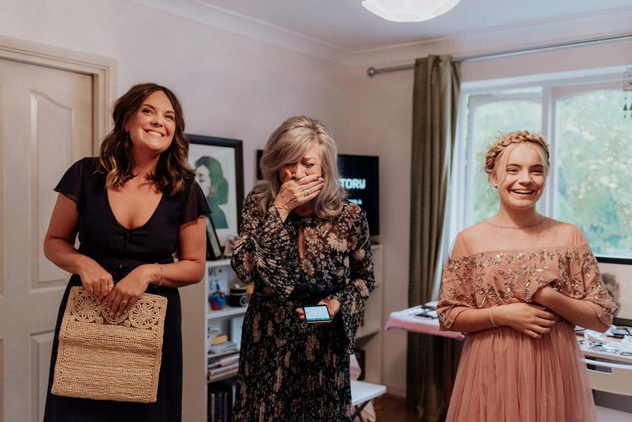 Eleni and Shane's stunning Dulwich Village wedding, images by Emily Black Photography (21)
