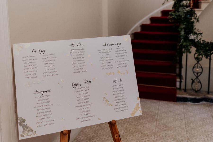 Eleni and Shane's stunning Dulwich Village wedding, images by Emily Black Photography (24)