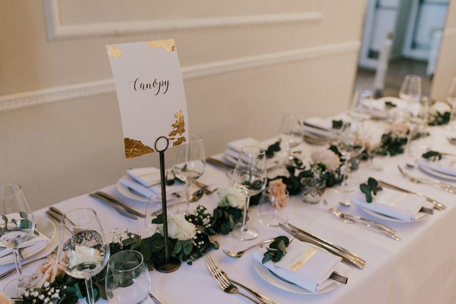 Eleni and Shane's stunning Dulwich Village wedding, images by Emily Black Photography (25)