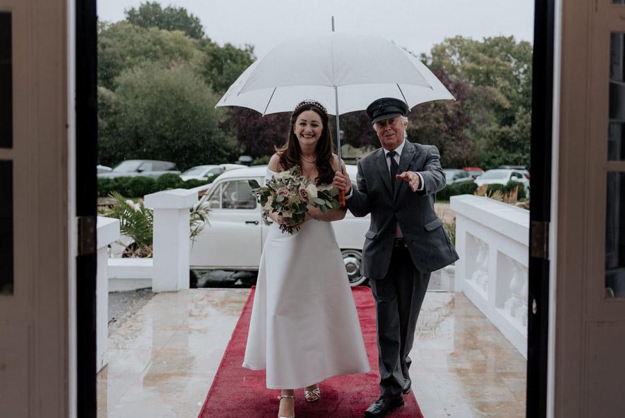 Eleni and Shane's stunning Dulwich Village wedding, images by Emily Black Photography (27)