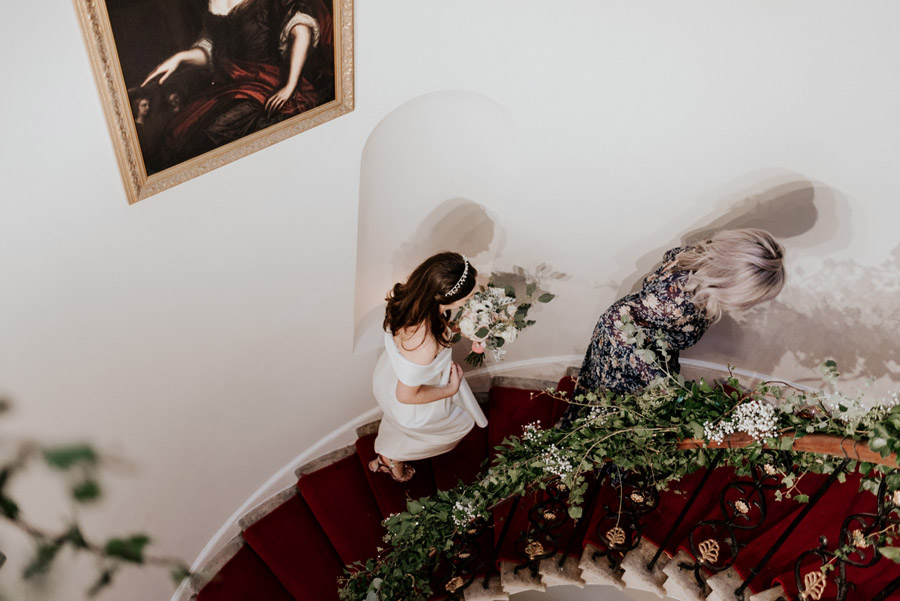 Eleni and Shane's stunning Dulwich Village wedding, images by Emily Black Photography (29)