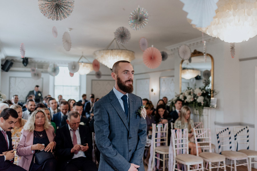 Eleni and Shane's stunning Dulwich Village wedding, images by Emily Black Photography (30)