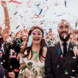 Eleni & Shane's beautiful Belair House London wedding, with Emily Black Photography