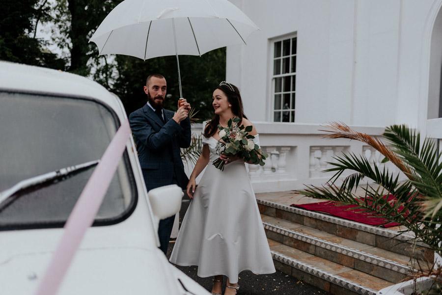 Eleni and Shane's stunning Dulwich Village wedding, images by Emily Black Photography (39)