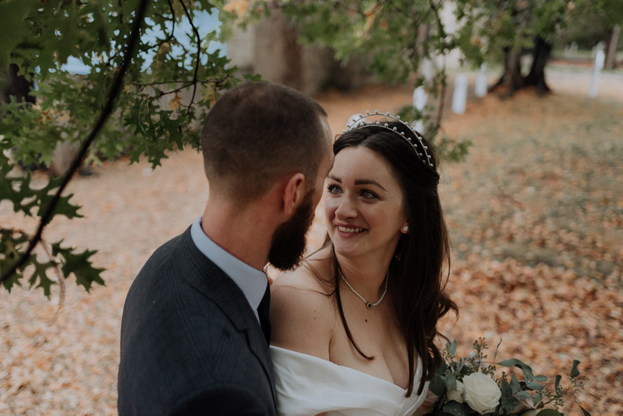 Eleni and Shane's stunning Dulwich Village wedding, images by Emily Black Photography (41)